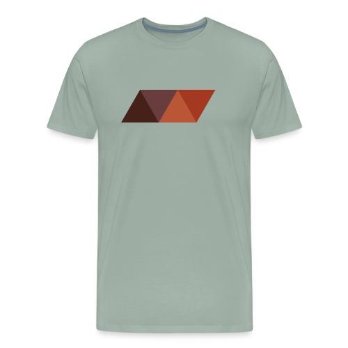 Rhombus 2 - Men's Premium T-Shirt
