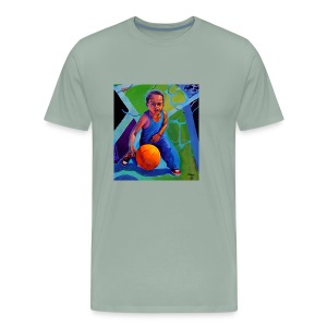 BBALLER - Men's Premium T-Shirt