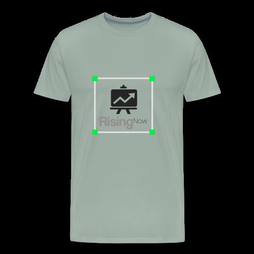 rising now - Men's Premium T-Shirt