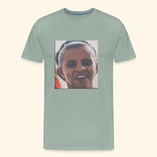 african roz - Men's Premium T-Shirt