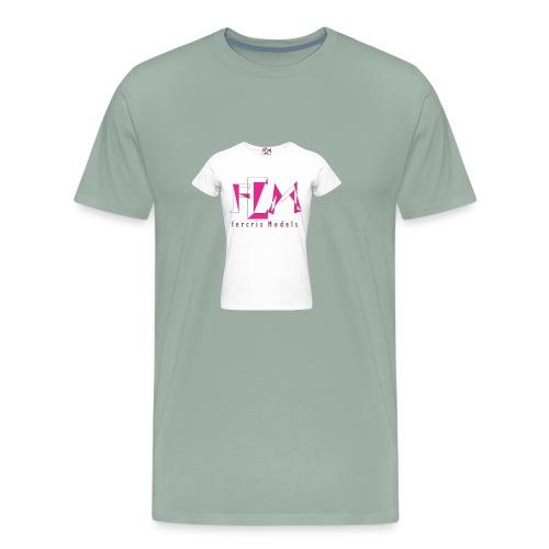 fercris modelo 1 v3 - Men's Premium T-Shirt