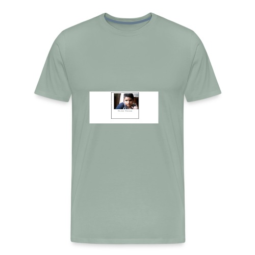 face merch by Arjun Parsad - Men's Premium T-Shirt