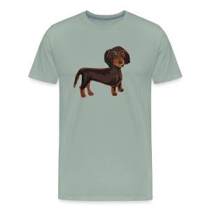 Sun Kissed Kid Official Daschund - Men's Premium T-Shirt