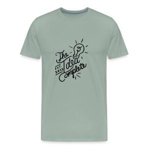 The Idea Complete Hand Drawn Tee - Men's Premium T-Shirt