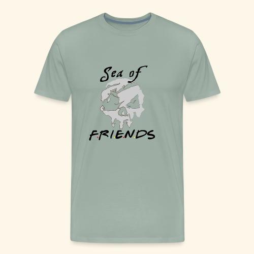 Sea of Friends - Men's Premium T-Shirt