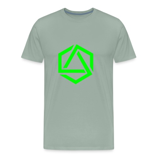 Agent Academy - Enlightened - Men's Premium T-Shirt