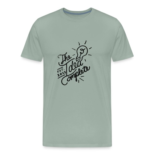 The Idea Complete Hand Drawn Tee - Men's Premium T-Shirt