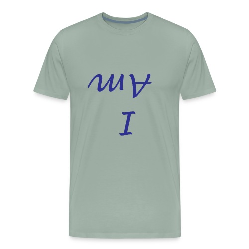 I Am - Personal Mindfulness T-Shirt - Men's Premium T-Shirt