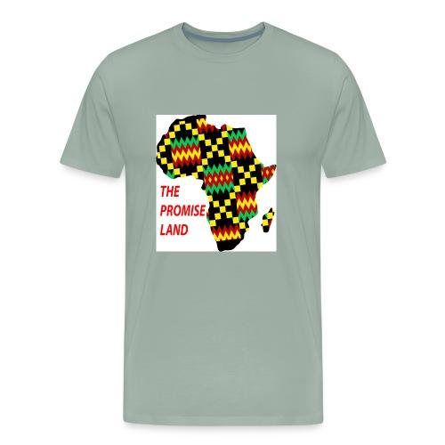 AFRICA THE PROMISE LAND - Men's Premium T-Shirt