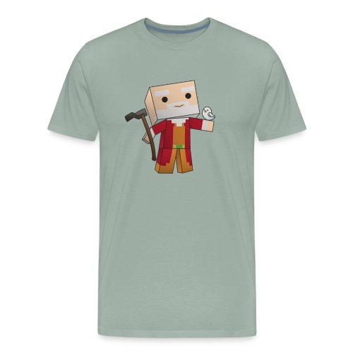 Faithful Noah - Men's Premium T-Shirt