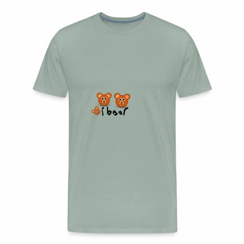 I bear - Men's Premium T-Shirt