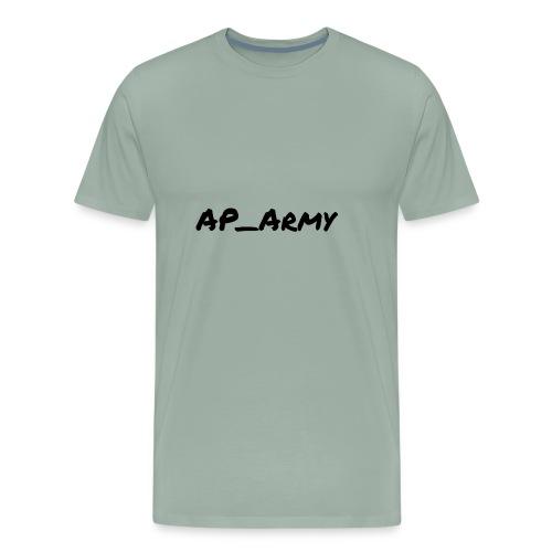 AP_Army shirt - Men's Premium T-Shirt