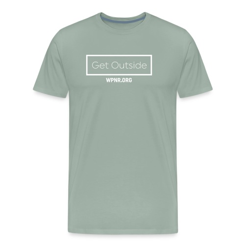 Get Outside (the box) - Men's Premium T-Shirt