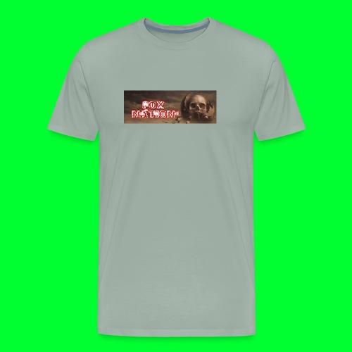 fox nation clothes - Men's Premium T-Shirt