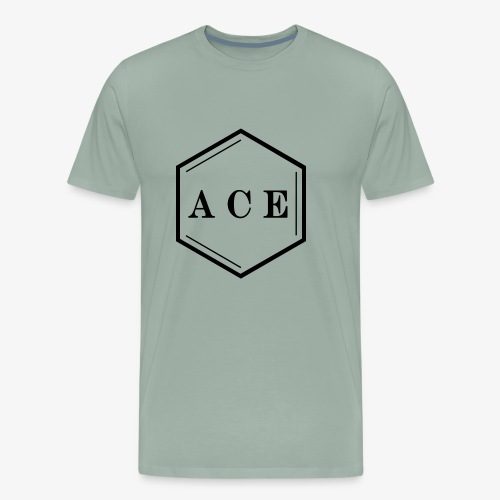 ACE Logo - Men's Premium T-Shirt