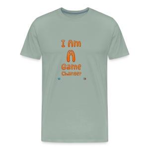 I am a game changer - Men's Premium T-Shirt