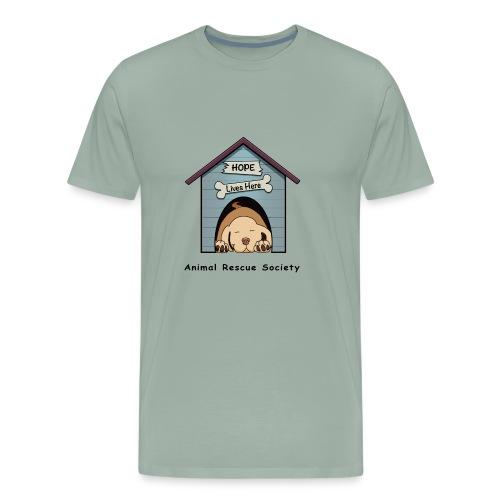 17430717 10158365947485511 1277001303 o - Men's Premium T-Shirt