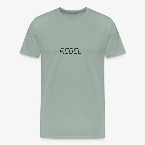 Rebel Basic - Men's Premium T-Shirt