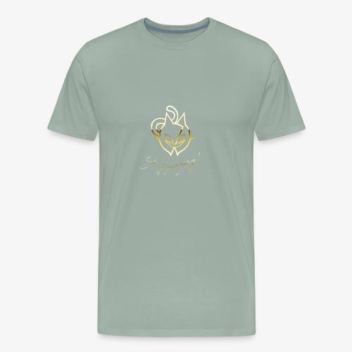 So Amazing! Gold - Men's Premium T-Shirt