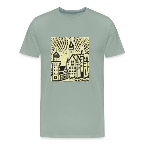 Palace - Men's Premium T-Shirt