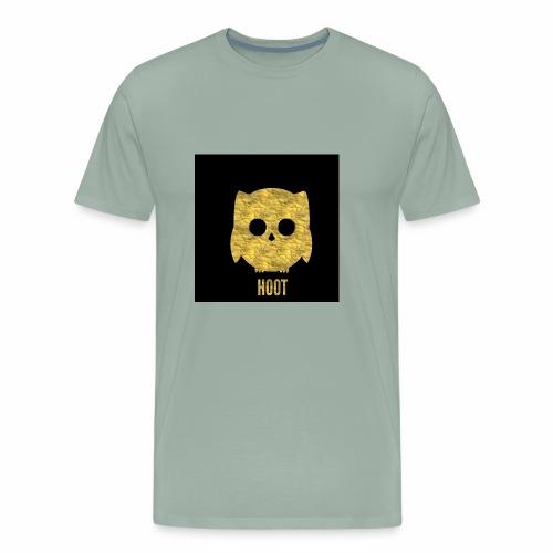 Hoot - Men's Premium T-Shirt