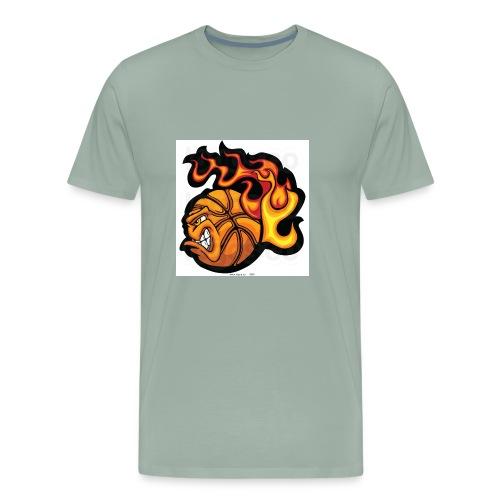 Fire Ball - Men's Premium T-Shirt