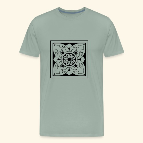 ceylon collection front 1 - Men's Premium T-Shirt