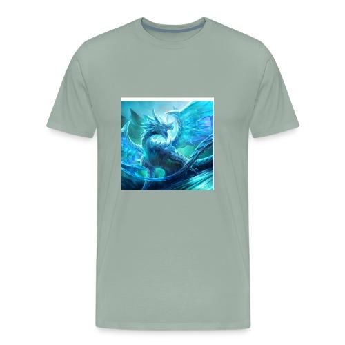 Cristal drive - Men's Premium T-Shirt