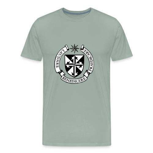 Dominican Logo - Men's Premium T-Shirt