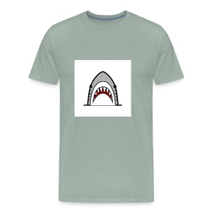 tiger shvrk - Men's Premium T-Shirt