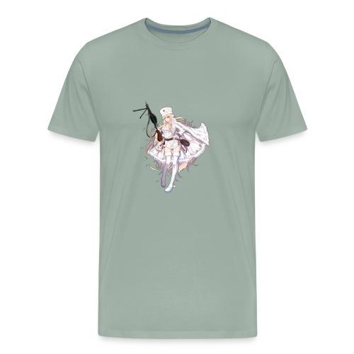 Russian Beauty - Men's Premium T-Shirt