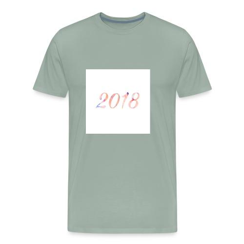 New year - Men's Premium T-Shirt