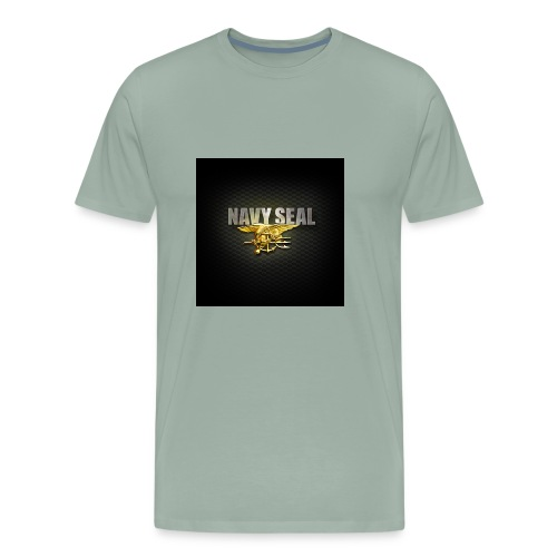 Navy SEAL 1024x1024 2 - Men's Premium T-Shirt