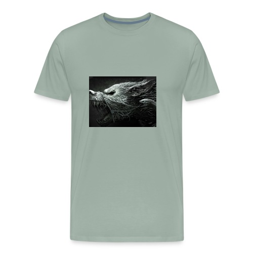 XXX_ANIMATIONS_XXX MERCH LINK IN BIO - Men's Premium T-Shirt