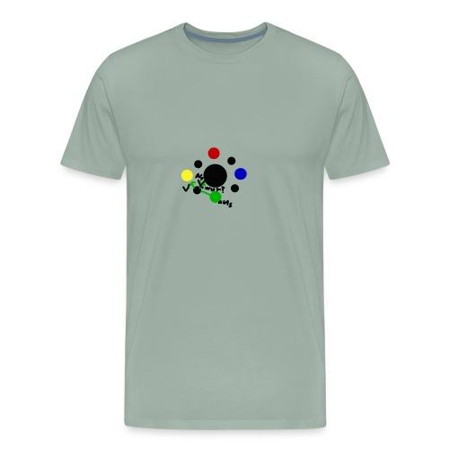 Complicated Strategy Map - Men's Premium T-Shirt