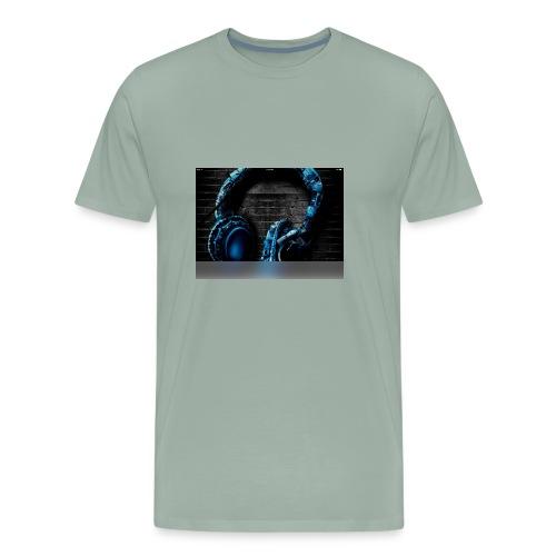 Headphonesm - Men's Premium T-Shirt