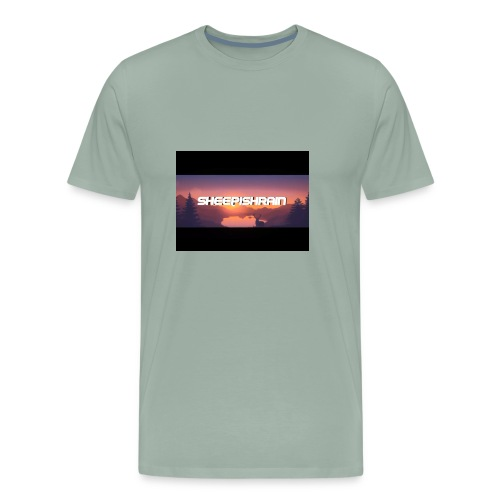 sheepishrain - Men's Premium T-Shirt