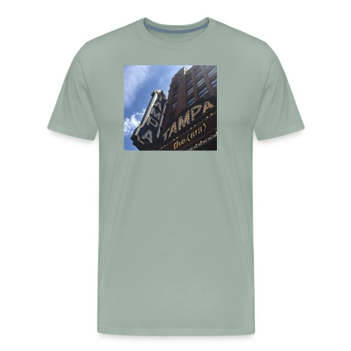 Tampa Theatrics - Men's Premium T-Shirt