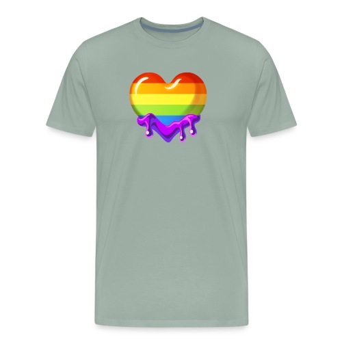 Pride Emote - Men's Premium T-Shirt