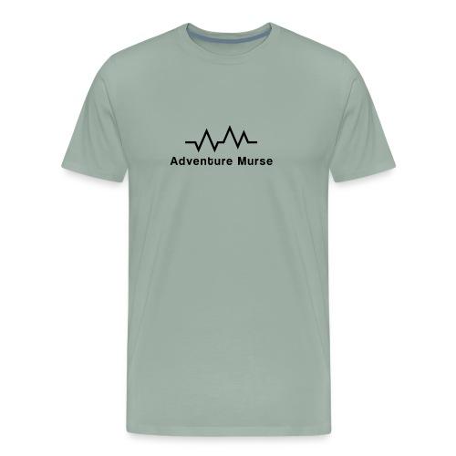 AdventureMurse Logo - Men's Premium T-Shirt