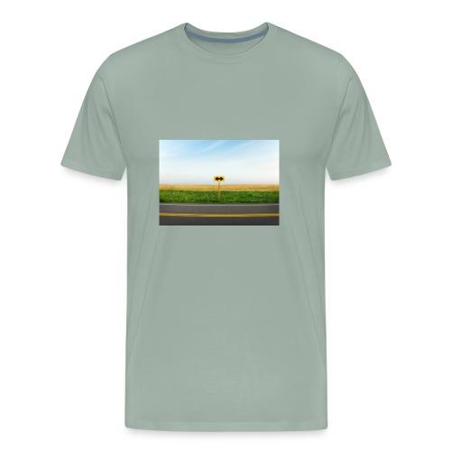 klk; - Men's Premium T-Shirt