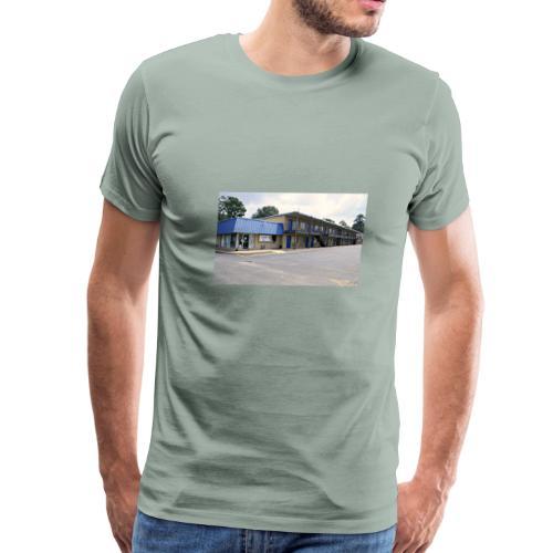 The Blue Door Motel - Men's Premium T-Shirt