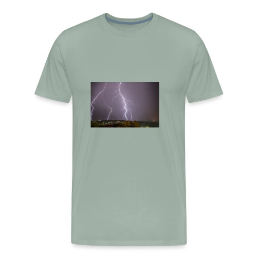 Thunder Thoughts - Men's Premium T-Shirt