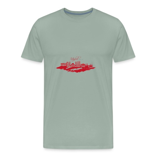 Istanbul city - Men's Premium T-Shirt