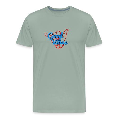 Good Vibes Tee - Men's Premium T-Shirt