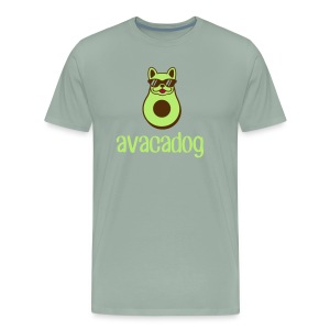 avacadog - Men's Premium T-Shirt