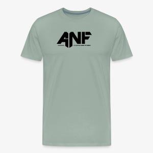 ANF1BLACK - Men's Premium T-Shirt