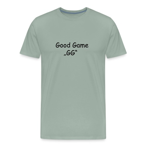 Good Game GG - Men's Premium T-Shirt