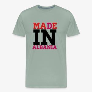 MADE IN ALBANIA - Men's Premium T-Shirt