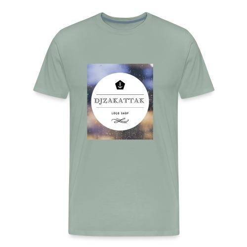 djzakatak - Men's Premium T-Shirt